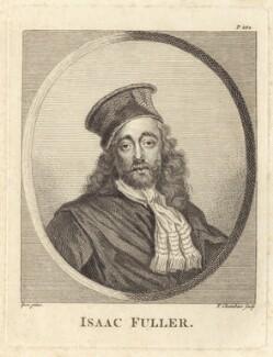 Isaac Fuller, by Thomas Chambers (Chambars), after  Isaac Fuller - NPG D29143