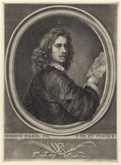 Robert Walker, by Pierre Lombart - NPG D29145