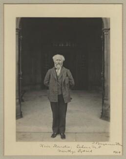 Keir Hardie, by Sir (John) Benjamin Stone, 1908 - NPG x20358 - © National Portrait Gallery, London