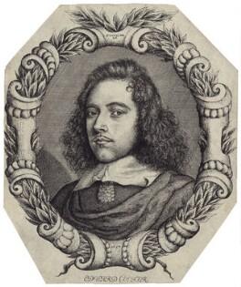 Edward Cocker, by Richard Gaywood, published 1658 - NPG D29157 - © National Portrait Gallery, London