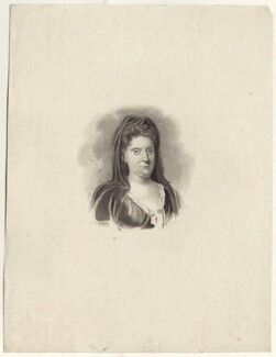 Frances Russell (née Cromwell), Lady Russell, by William Bond, after  Unknown artist - NPG D29184