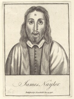 James Nayler, after Unknown artist - NPG D29206
