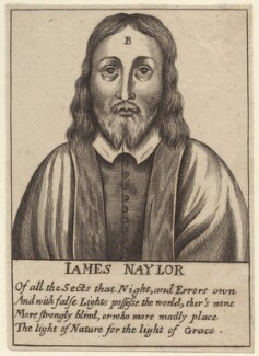James Nayler, after Unknown artist - NPG D29208