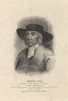 George Fox, after Unknown artist - NPG D29213