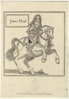 James Hind, published by Thomas Rodd the Younger, published by  Horatio Rodd - NPG D29223