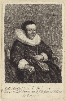 Catharine Desbouverie (née Lethieullier), after Isaack Luttichuys - NPG D29245