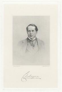 George Henry Cadogan, 5th Earl Cadogan, by Joseph Brown, after  Elliott & Fry - NPG D32528
