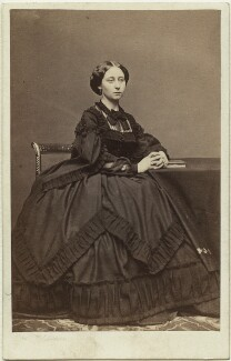 Princess Alice, Grand Duchess of Hesse, by John & Charles Watkins, published by  Mason & Co (Robert Hindry Mason) - NPG Ax131377