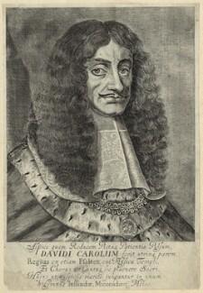 King Charles II, after Unknown artist - NPG D29273
