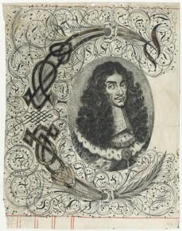 King Charles II, after Unknown artist - NPG D29283