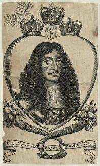 King Charles II, after Unknown artist - NPG D29282