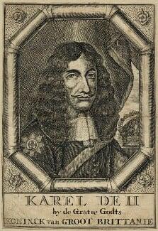 King Charles II, after Unknown artist - NPG D29287