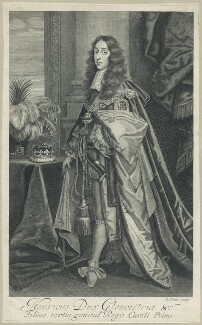 Henry, Duke of Gloucester, by Robert White - NPG D29321