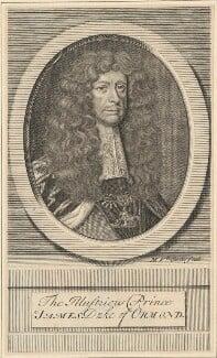 James Butler, 1st Duke of Ormonde, by Michael Vandergucht - NPG D29355
