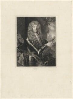 James Butler, 1st Duke of Ormonde, by Edward Scriven, after  Sir Godfrey Kneller, Bt, published 1824 - NPG D29359 - © National Portrait Gallery, London
