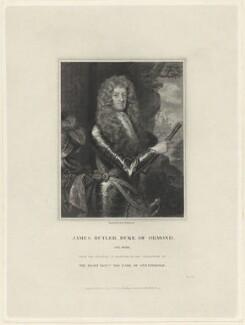 James Butler, 1st Duke of Ormonde, by John Henry Robinson, published by  Harding & Lepard, after  Sir Godfrey Kneller, Bt - NPG D29360