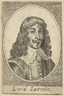 Henry Jermyn, Earl of St Albans, after Unknown artist - NPG D29363