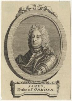 James Butler, 1st Duke of Ormonde, after Unknown artist, 18th century - NPG D29364 - © National Portrait Gallery, London