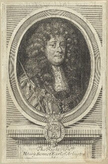 Henry Bennet, 1st Earl of Arlington, after Sir Peter Lely - NPG D29368