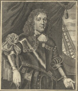 George Monck, 1st Duke of Albemarle, after Unknown artist, late 17th to early 18th century - NPG D29385 - © National Portrait Gallery, London