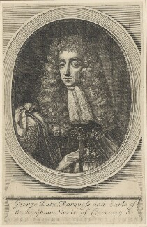 George Villiers, 2nd Duke of Buckingham, after Unknown artist - NPG D29388