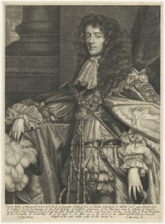 James Scott, Duke of Monmouth and Buccleuch, published by Abraham Blooteling (Bloteling), after  Sir Peter Lely - NPG D29392