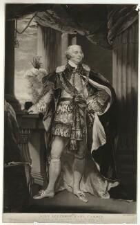 John Jeffreys Pratt, 1st Marquess Camden, by William Ward, after  John Hoppner, published 1807 - NPG D32556 - © National Portrait Gallery, London
