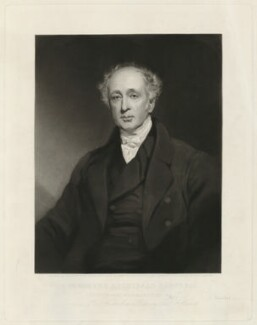 Archibald Montgomery Campbell, by William Walker, after  Thomas Woolnoth - NPG D32563