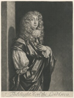Ralph Grey, 2nd Baron Grey of Warke, published by Alexander Browne, after  Sir Peter Lely - NPG D29417