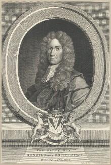 Denzil Holles, 1st Baron Holles, by Simon François Ravenet - NPG D29424