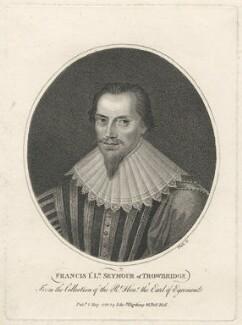 Francis Seymour, 1st Baron Seymour of Trowbridge, by William Platt, published by  Edward Harding - NPG D29433