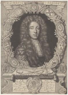 Richard Maitland, 4th Earl of Lauderdale, by Peter Vanderbank (Vandrebanc), after  Sir Anthony van Dyck - NPG D29446