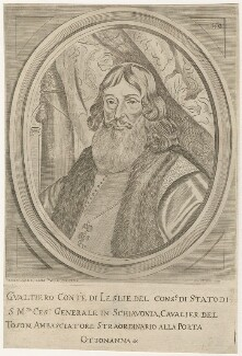 Walter Leslie, Count Leslie, after Unknown artist - NPG D29447