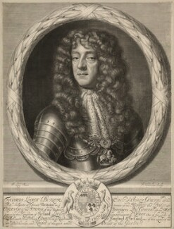 Thomas Butler, Earl of Ossory, by Peter Vanderbank (Vandrebanc), after  Sir Peter Lely, late 17th century - NPG D29450 - © National Portrait Gallery, London