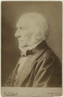 William Ewart Gladstone, by Joseph Parkin Mayall - NPG x5960