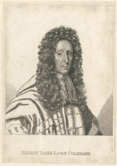 Henry Hare, 2nd Baron Coleraine, after Unknown artist - NPG D29456