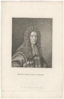 Henry Hare, 2nd Baron Coleraine, published by John Scott - NPG D29457