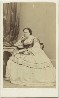 Katharine Hickson, by James Townsend Wigney - NPG x18464