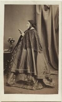 Adelaide Kemble, by J.G. & E.G. Short (John Golden & Elizabeth Golden Short), 1860s - NPG x22360 - © National Portrait Gallery, London