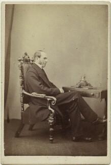 Charles Buchanan Pearson, by John Daniel Cogan - NPG x38799