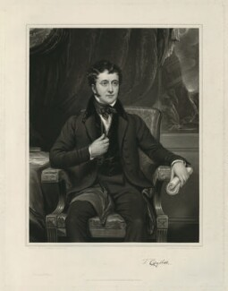 Thomas Campbell, by William Overend Geller, after  Thomas Clement Thompson - NPG D32577