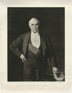 Sir Henry Campbell-Bannerman, after John Henry Frederick Bacon - NPG D32578