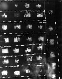 'Heads', by Peter Gidal, 1969 - NPG 6827 - © Peter Gidal