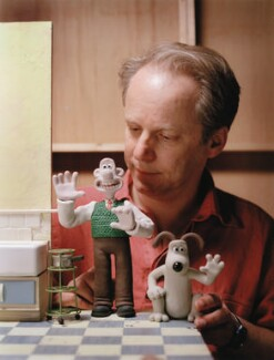 Nick Park, by Louis Quail - NPG x131395
