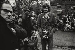 Martin Parr, by Geoff Howard, 1974 - NPG x131397 - © Geoff Howard / National Portrait Gallery, London