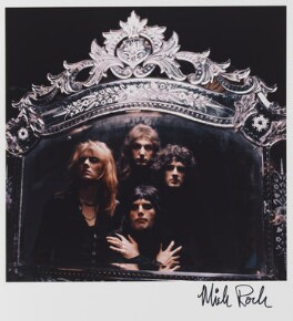 Queen, by Mick Rock - NPG P756