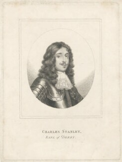 Charles Stanley, 8th Earl of Derby, after Unknown artist - NPG D29479