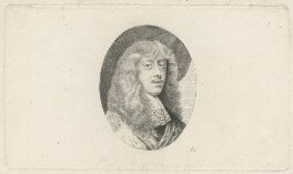 Philip Stanhope, 2nd Earl of Chesterfeld, by Thomas Worlidge, after  Sir Peter Lely - NPG D29488