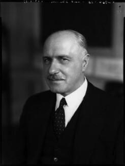 George Arthur Maurice Hamilton-Gordon, 2nd Baron Stanmore, by Bassano Ltd - NPG x152671