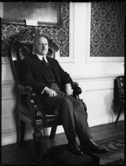 George Arthur Maurice Hamilton-Gordon, 2nd Baron Stanmore, by Bassano Ltd - NPG x152674